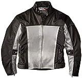 Joe Rocket 1254-0605 Men's Velocity Mesh Motorcycle Jacket (Grey, X-Large)