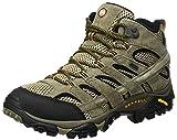 Merrell Moab 2 Leather Mid GTX, Chaussures de Randonnée Hautes Homme, Marron (Pecan), 43 EU