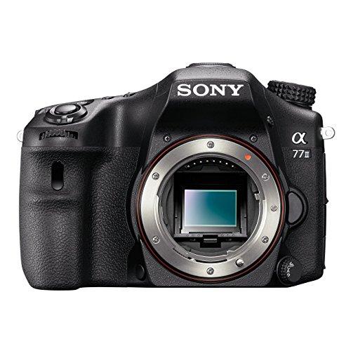 Sony Alpha 77M2 - Fotocamera Digitale Reflex ad Obiettivi Intercambiabili, Sensore APS-C, Wi-Fi ed NFC, 12fps, ILCA77, Nero
