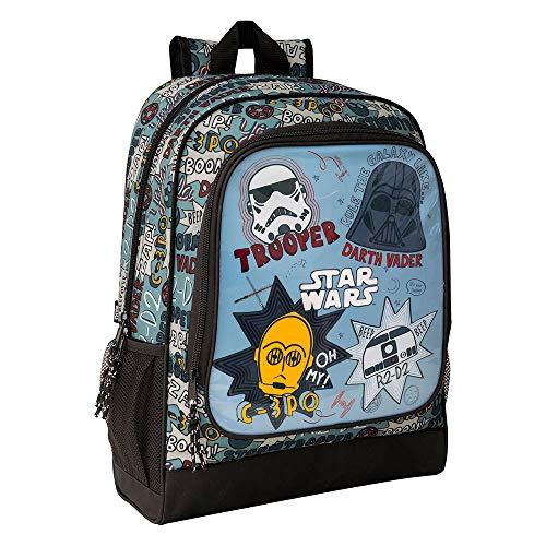 "Star Wars ""Astro"" - Mochila Safta Escolar, 320x140x420mm"