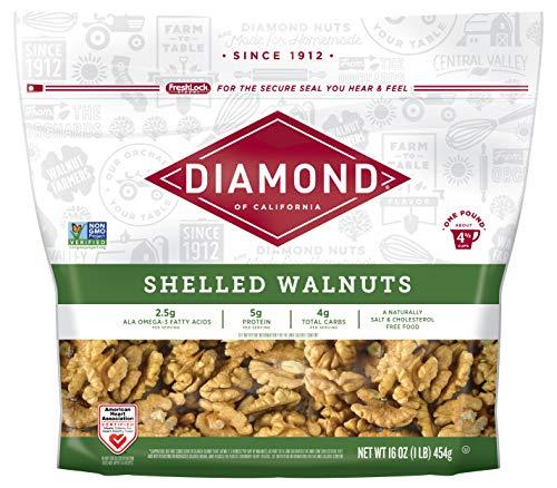 Shelled Walnuts