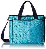 LeSportsac Women's Ryan Diaper Bag Carry On, Baby Skies
