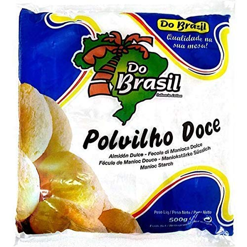 Do Brasil- Almidón de Mandioca - Almidón Dulce de Brasil-