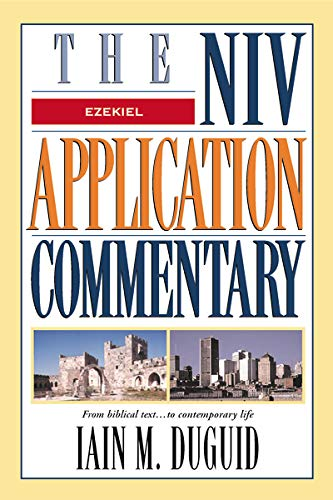 Image of The NIV Application Commentary: Ezekiel