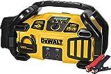 DEWALT DXAEPS2 Digital Portable Professional Power Station Jump Starter: 2800 Peak/1400 Instant Amps, 1000W Inverter, 120 PSI Air Compressor, Battery Clamps