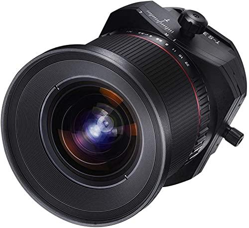 SAMYANG 単焦点広角ティルトシフトレンズ 24mm F3.5 キヤノン EF用 フルサイズ対応