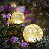 Solar Lights Garden...image