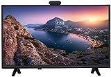 Panasonic 80 cm (32 inches) Full HD Smart LED TV TH-32GS595DX (Black) (2019 Model)