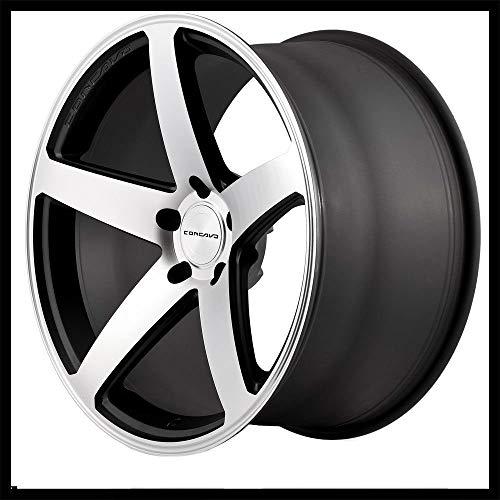 CONCAVO 20' CW-5 MACHINED CONCAVE Wheels Rims FITS Nissan Altima