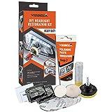 Visbella Kit de réparation de phares pour Bricolage de Phare éclaircisseur de...