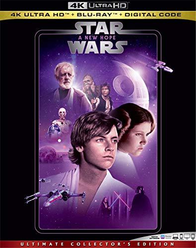 STAR WARS: A NEW HOPE [Blu-ray]