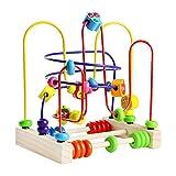 Fajiabao Jeu Boulier Bois Jeux Montessori Circuit de Motricité Activité...