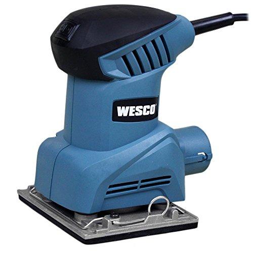 Lixadeira Orbital 240W 1/4 de Lixa Profissional WS4151 Wesco - 220V