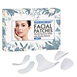 Facial Patches,Anti Wrinkle Strips,Anti Wrinkle Patches,Forehead Wrinkle Patches,Eye Wrinkle Patches,Wrinkle Treatment Smoothing Wrinkle Patches