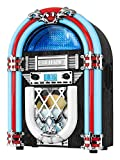 Victrola Retro Desktop Jukebox with...