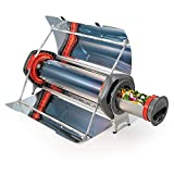 GOSUN Fusion Solar Oven - Hybrid Electric Grill   Portable Oven & High Capacity Solar Cooker   Indoor or Outdoor Oven   American Sun Oven Camping Cookware - Survival Gear Powered by Sun or Electricity