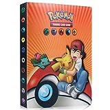 Funmo Pokémon Carte Album, Pokémon Cartes Album pour Cartes Pokemon GX EX,...