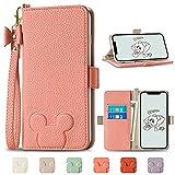 iPhone 12 ケース 手帳型 カバー アイフォン 12 プロ 携帯カバー かわいい カード収納 耐衝撃 ……