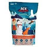 Redmond Ice Slicer - Ice Melt Salt, Kid & Pet Safe Deicer, All-Natural Granular Ice Melt (10 LB)