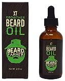 Beard Farmer - Growther XT Beard Oil (Extra Fast Beard Growth) All Natural Beard Growth Oil