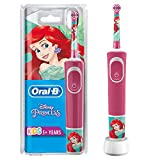 Oral-B Kids Brosse à Dents Électrique par Braun, Princesses, Modèle...