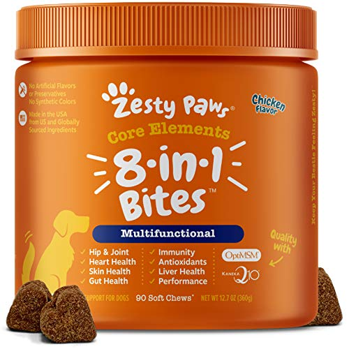 Multifunctional Supplements for Dogs - Glucosamine...