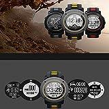 Montre-Bracelet Montres Mécaniques Smartwatch Montre Saphir Montre à Quartz avec...