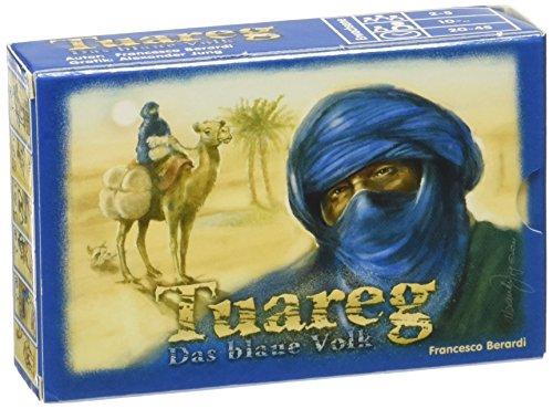 Adlung Spiele 11041 Tuareg - Juego de Cartas sobre el Desierto (Contenido en alemán)