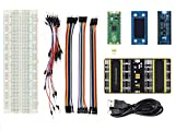 IBest Waveshare for Raspberry Pi Pico Evaluation Kit B Include Raspberry Pi Pico with Pre-Soldered Header,Waveshare 1.14inch Color LCD,10DOF IMU Sensor,Dual GPIO Expander