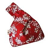Générique Japonais Kimono Knot Sac Fourre-tout Cartables Portefeuilles Sac De...