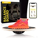 URBNFit Balance Board - Core Trainer - Increase Stability, Strength and Flexibility - Ballet and...