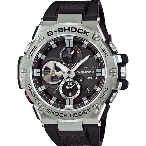 Casio Herren-Uhren Analog, digital Quarz One Size Schwarz 32000899
