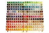 Mega Kit 260 Spools Polyester Embroidery Machine Thread