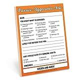 Knock Knock Passive Aggressive Nifty Note Pad