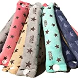 Soft Aimin Hair Rollers Heatless Hair Curlers For Kids Thick Hair Pillow Cloth Hair Rollers Large Long Sleep In Hair Curlers NightTime Stain Hair Rollers (20pcs)