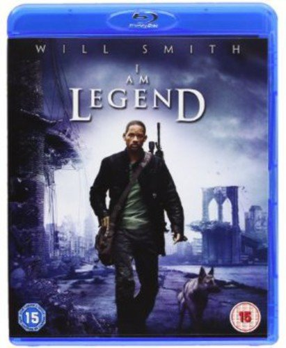 I Am Legend [Blu-ray] [2007] [Region Free]