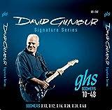 GHS GB-DGF Boomers David Gilmour Jeu de cordes pour guitare électrique -...
