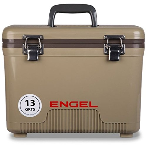 Engel Cooler/Dry Box 13 Qt - Tan