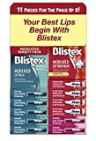 Blistex Lip Care Variety Pack, 11 pk.