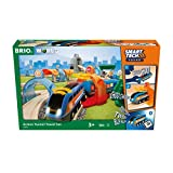 Brio World- Circuit Voyageur Smart Tech Sound, 33972