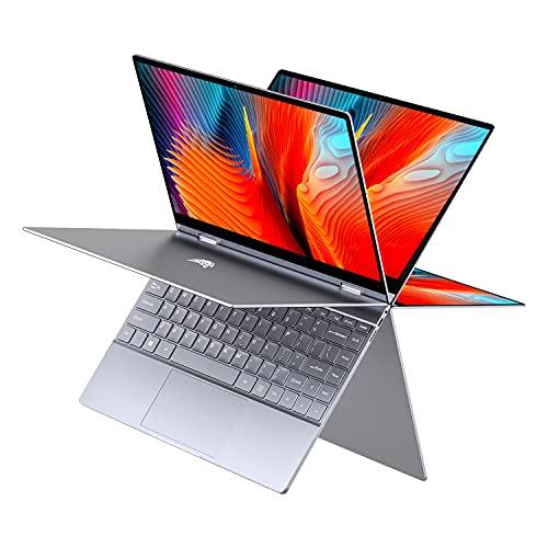 BMAX Y13 2 en 1 Ordenador portátil, táctil Convertible Notebook...