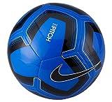 Nike NK Ptch Train-Sp19 Ballon de Football Mixte Adulte, Racer Blue/Argent,...