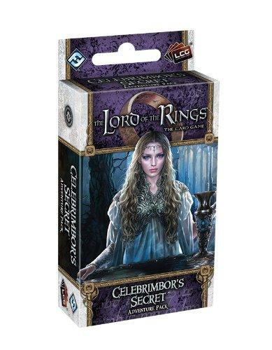 The Lord of The Ringe: The Card Game Expansion: Celebrimbor's Secret Adventure Pack