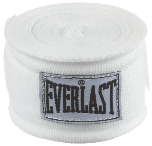 Everlast 4454N - Venda elástica, Color Blanco