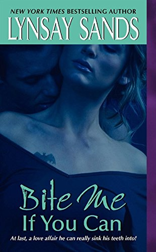 Bite Me If You Can (Argeneau Vampires, Book 6)
