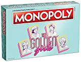 USAOPOLY Monopoly The Golden Girls Board Game | Golden Girls TV Show Themed Game | Officially...