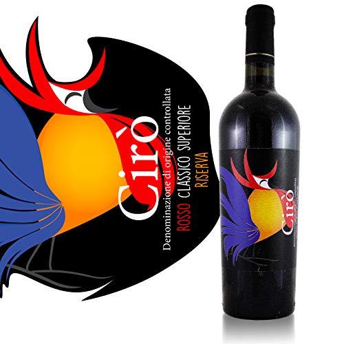 Cir Rosso Classico Superiore RISERVA - Calabria DOC - 2013-75cl