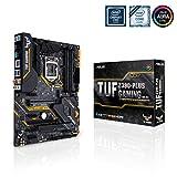 ASUS TUF Z390-PLUS GAMING (WI-FI) - carte mère GAMING (Intel Z390 LGA 1151 ATX...