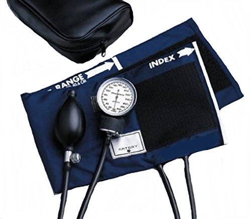 Mckesson Aneroid Sphygmomanometer Pocket Style, Hand Held. 2-Tube, Child, Arm - 1/Each