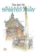 The art of miyazaki's spirited away